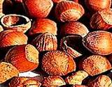 type of food allergy a mound of chestnuts