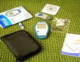 photo of diabetes management supplies