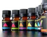 photo of bottles of essential oil variety to protect against ticks and Lyme disease