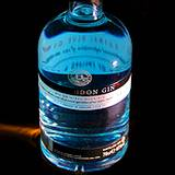 photo of a bottle of gin one ingredient in recipe of the natural remedies for arthritis