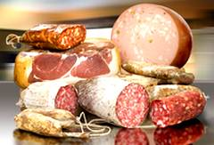 photo of authentic Italian meats