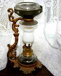 a photo of a beautiful antique vaporizer