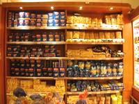 pantry full of variety of pasta