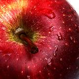 photo of a red apple a natural good source to avoid vitamin deficiency