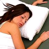 photo of girl sleeping a clean pillow case helpful acne home remedy