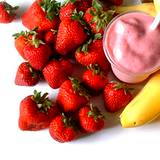 type of food allergy mixed fruit and smoothie