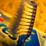 photo of a toothbrush natural source of preventing gingivitis