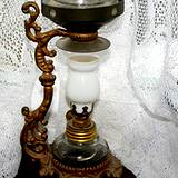 photo of an antique vaporizer a great natural bronchitis remedy