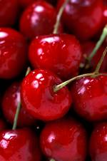 photo of a picture of fresh cherries an important home remedy for gout